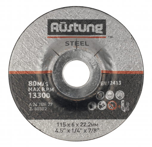 rustung grinding disc -small png